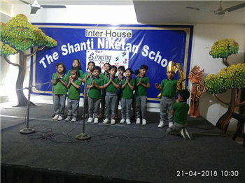 INTER HOUSE COMPETITION 21ST AP