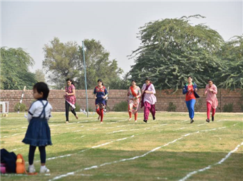 6TH ANNUAL SPORTS DAY